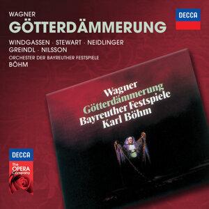 Karl Böhm,Orchester der Bayreuther Festspiele,Josef Greindl,Gustav Neidlinger,Birgit Nilsson,Thomas Stewart,Wolfgang Windgassen 歌手頭像