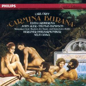Berliner Philharmoniker,Thomas Hampson,Seiji Ozawa,Shinyukai Choir,John Aler,Edita Gruberova 歌手頭像