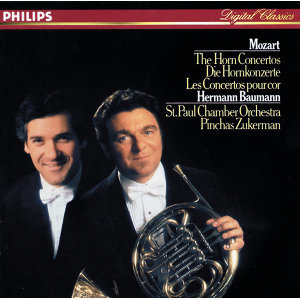 St. Paul Chamber Orchestra,Pinchas Zukerman,Hermann Baumann 歌手頭像