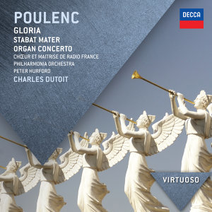 Philharmonia Orchestra,R.T.F. Choeur De Radio France,Peter Hurford,Charles Dutoit 歌手頭像