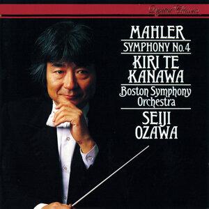 Boston Symphony Orchestra,Kiri Te Kanawa,Seiji Ozawa 歌手頭像
