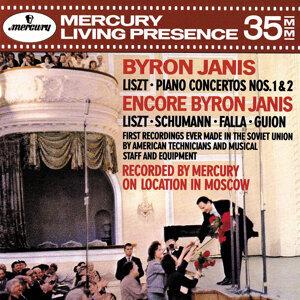 Kyrill Kondrashin,Moscow Radio Symphony Orchestra,Byron Janis,Gennadi Rozhdestvensky,Moscow Philharmonic Symphony Orchestra 歌手頭像