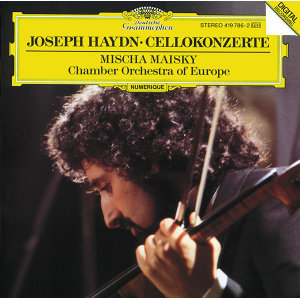Mischa Maisky,Chamber Orchestra of Europe 歌手頭像