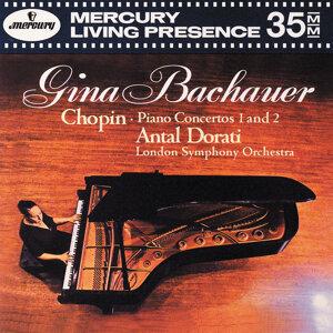 Gina Bachauer,London Symphony Orchestra,Antal Doráti 歌手頭像