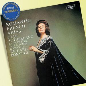 Richard Bonynge,Dame Joan Sutherland,L'Orchestre de la Suisse Romande 歌手頭像