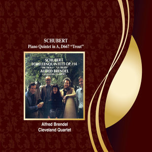 Alfred Brendel,Cleveland Quartet 歌手頭像