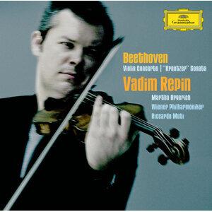 Vadim Repin,Riccardo Muti,Wiener Philharmoniker,Martha Argerich 歌手頭像