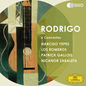Narciso Yepes,Nicanor Zabaleta,Los Romeros,Patrick Gallois 歌手頭像