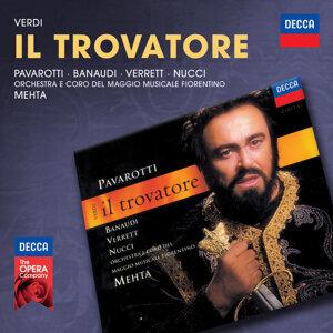 Luciano Pavarotti,Zubin Mehta,Leo Nucci,Antonella Banaudi,Shirley Verrett,Coro del Maggio Musicale Fiorentino,Orchestra del Maggio Musicale Fiorentino 歌手頭像