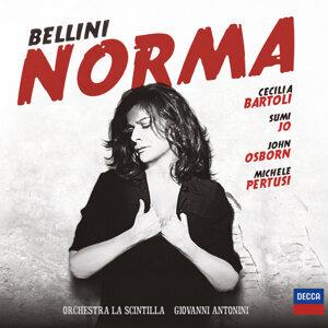 Cecilia Bartoli,Giovanni Antonini,Orchestra La Scintilla,Sumi Jo,John Osborn,Michele Pertusi 歌手頭像