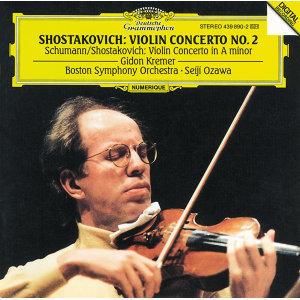 Gidon Kremer,Seiji Ozawa,Boston Symphony Orchestra