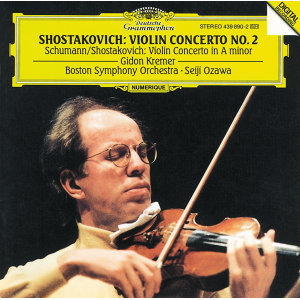 Gidon Kremer,Seiji Ozawa,Boston Symphony Orchestra 歌手頭像