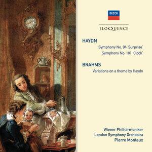 Pierre Monteux,London Symphony Orchestra,Wiener Philharmoniker 歌手頭像