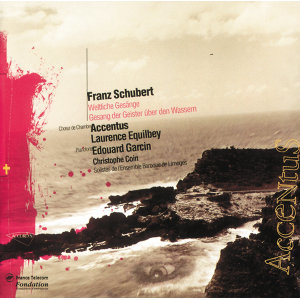 Choeur de Chambre' Accentus,Edouard Garcin,Laurence Equilbey 歌手頭像