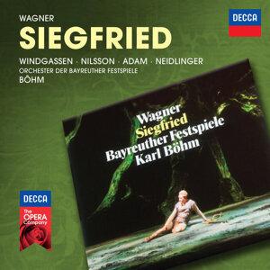 Karl Böhm,Wolfgang Windgassen,Gustav Neidlinger,Birgit Nilsson,Erwin Wohlfahrt,Orchester der Bayreuther Festspiele,Theo Adam 歌手頭像
