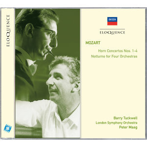 Peter Maag,Barry Tuckwell,London Symphony Orchestra 歌手頭像