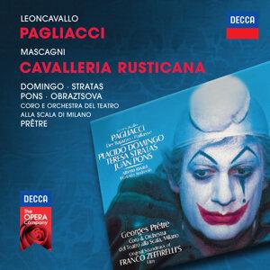 Orchestra del Teatro alla Scala di Milano,Plácido Domingo,Juan Pons,Teresa Stratas,Elena Obraztsova,Georges Prêtre 歌手頭像