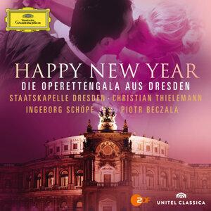 Staatskapelle Dresden,Ingeborg Schöpf,Christian Thielemann,Piotr Beczala 歌手頭像