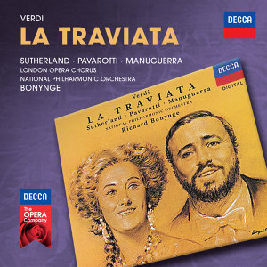 Luciano Pavarotti,The London Opera Chorus,Matteo Manuguerra,Dame Joan Sutherland,The National Philharmonic Orchestra,Richard Bonynge 歌手頭像