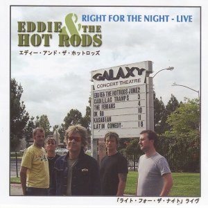 Eddie, The Hot Rods