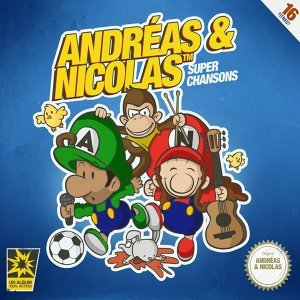 Andreas et Nicolas 歌手頭像