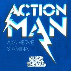 Action Man 歌手頭像