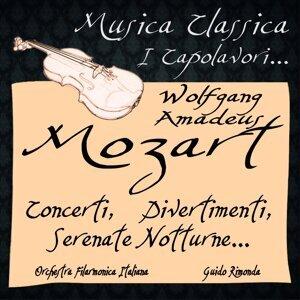 Orchestra Filarmonica Italiana, Alessandro Arigoni, Guido Rimonda