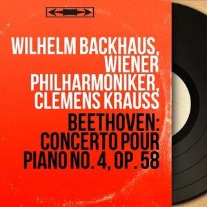 Wilhelm Backhaus, Wiener Philharmoniker, Clemens Krauss