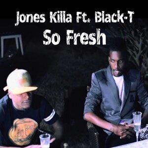 Jones Killa 歌手頭像