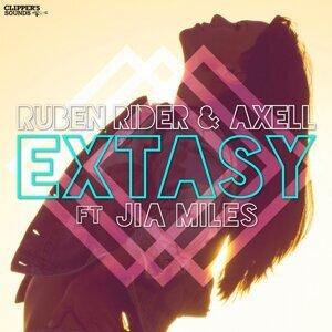 Ruben Rider, Axell 歌手頭像