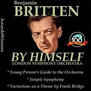 London Symphony Orchestra, Benjamin Britten 歌手頭像