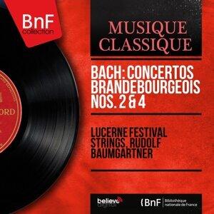 Lucerne Festival Strings, Rudolf Baumgartner 歌手頭像