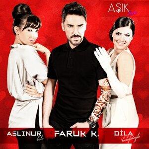 Faruk K, Aslınur Bolu, Dila Kalafatoğlu 歌手頭像