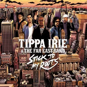Tippa Irie, The Far East Band