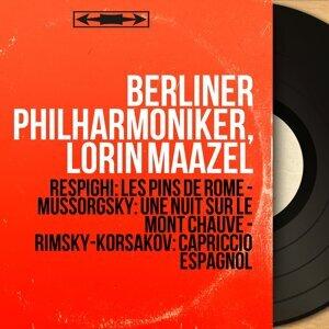 Berliner Philharmoniker, Lorin Maazel 歌手頭像