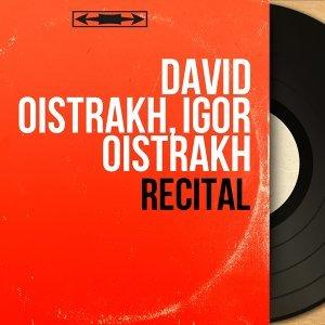 David Oistrakh, Igor Oistrakh 歌手頭像