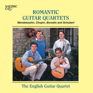 The English Guitar Quartet 歌手頭像