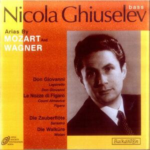 Nicola Ghiuselev 歌手頭像