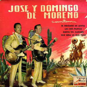 José Y Domingo De Moreno 歌手頭像