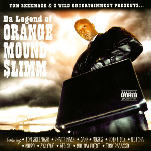 Orange Mound Slimm