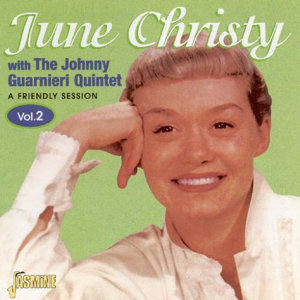 June Christy with The Johnny Guarnieri Quintet 歌手頭像