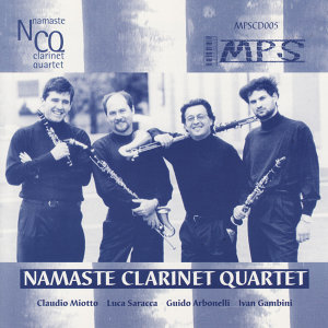 Namaste Clarinet Quartet 歌手頭像