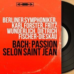 Berliner Symphoniker, Karl Forster, Fritz Wunderlich, Dietrich Fischer-Dieskau 歌手頭像