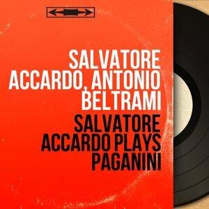Salvatore Accardo, Antonio Beltrami 歌手頭像