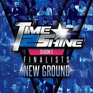 Time2Shine Season 3 Finalists 歌手頭像