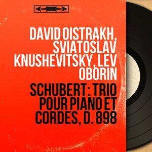 David Oistrakh, Sviatoslav Knushevitsky, Lev Oborin