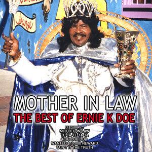 Ernie K Doe 歌手頭像