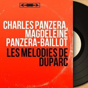 Charles Panzéra, Magdeleine Panzéra-Baillot 歌手頭像