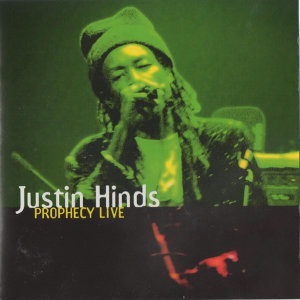Justin Hinds 歌手頭像