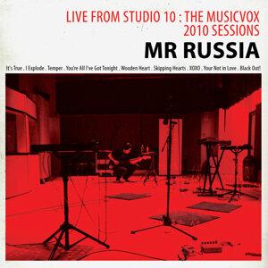 Mr Russia